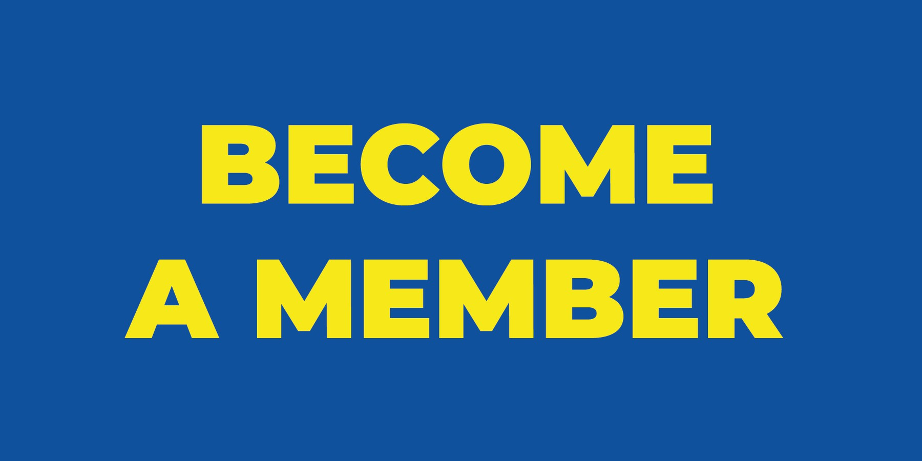 Become member - cover image
