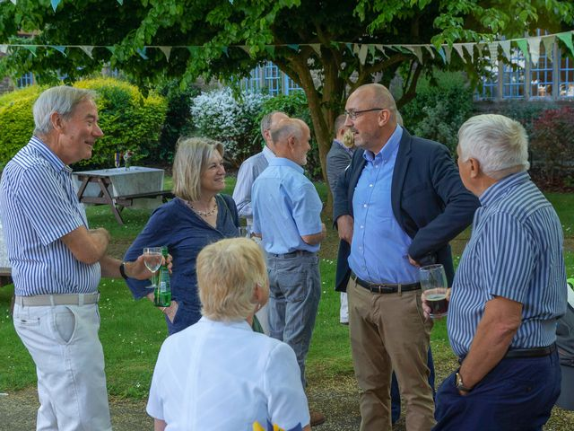 2nd Culham staff reunion 25 May 2019